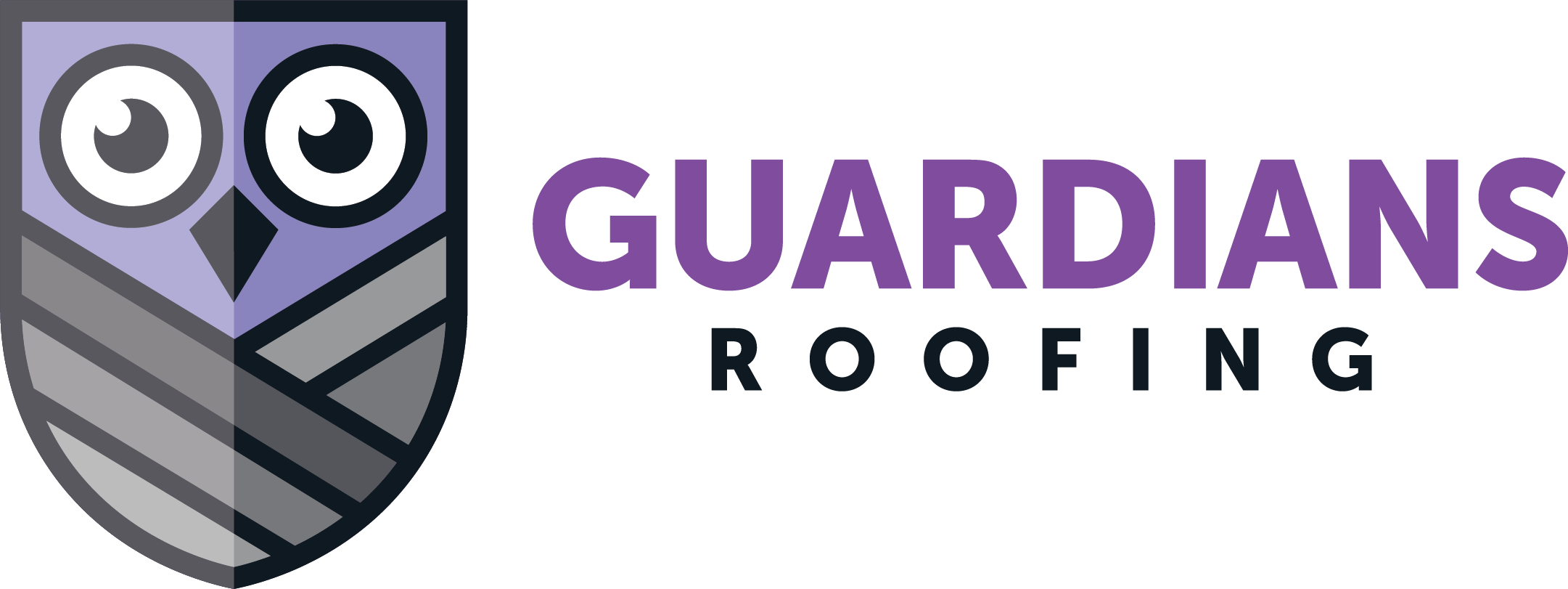 Guardians Roofing Logo Horizontal