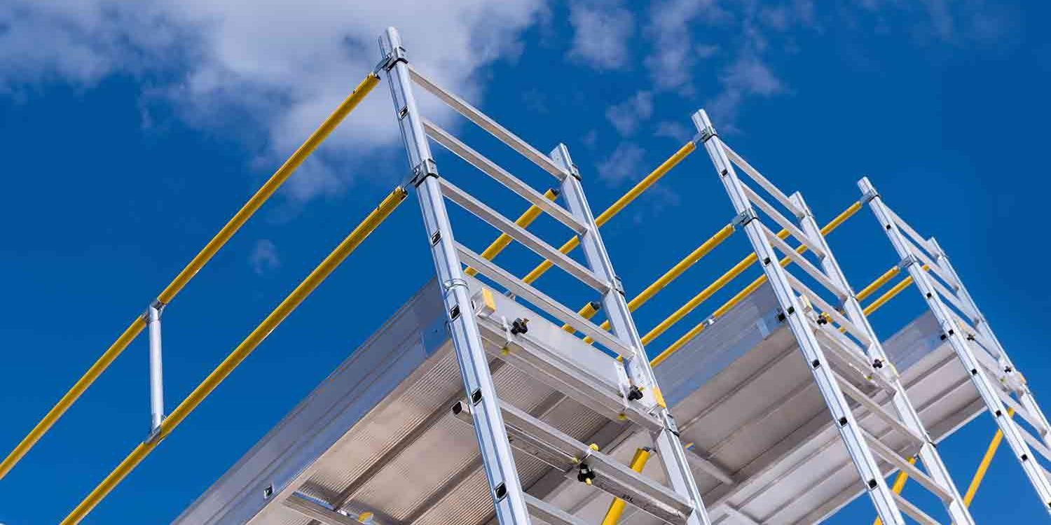 Temporary Structures Scaffolding